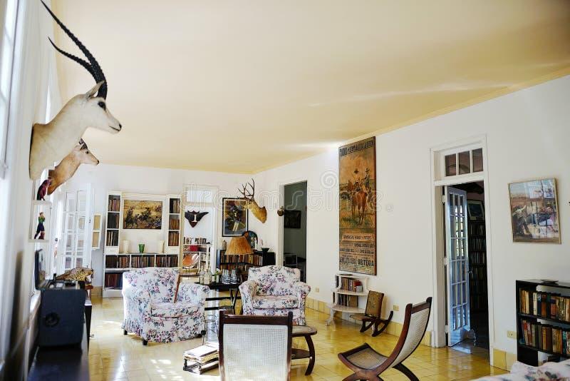 Precedente casa di ernest hemingway in cuba fotografia for Mobilia significato