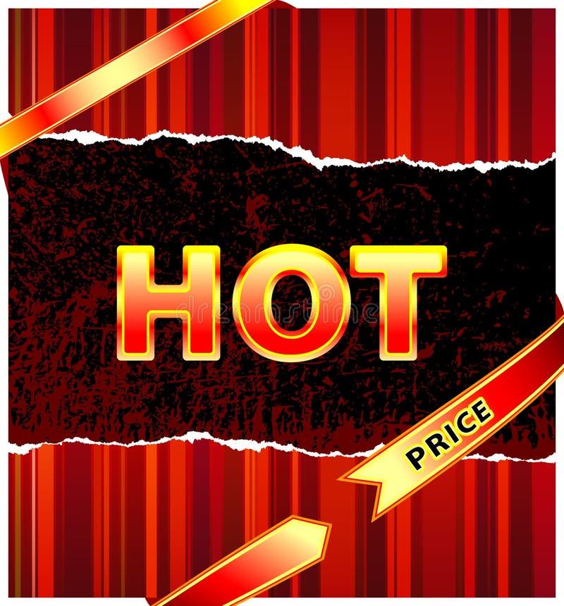 Precio caliente stock de ilustración