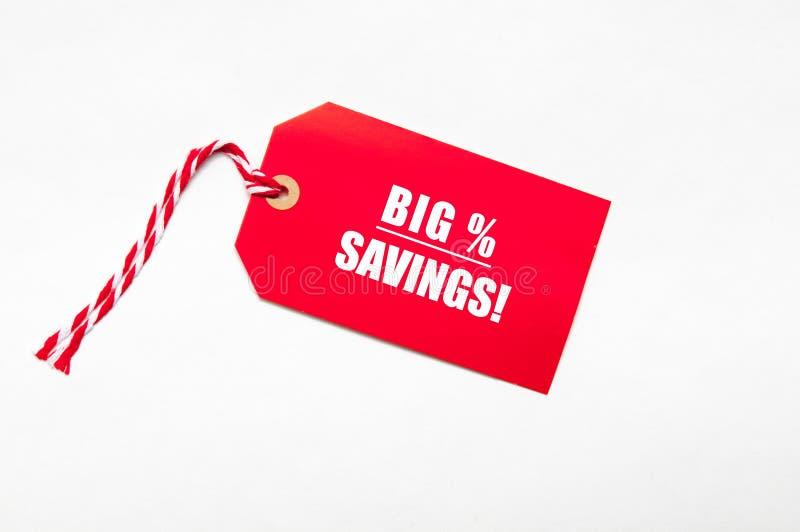 Precio para las ventas Etiqueta de la reducción del precio de venta para los descuentos imágenes de archivo libres de regalías