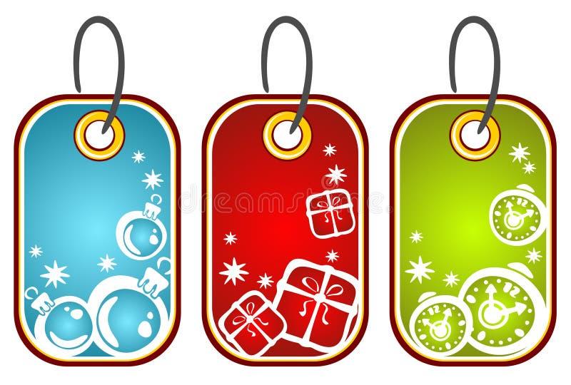 Download Precios de la Navidad ilustración del vector. Ilustración de nuevo - 7282852