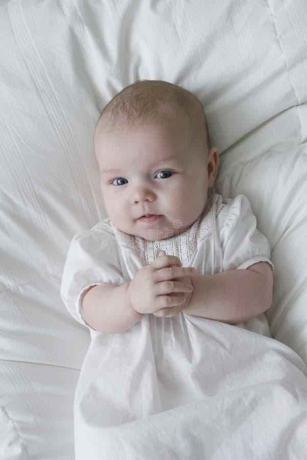 Download Precious Angel stock photo. Image of dress, cute, cheeks - 5262006