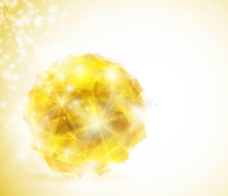 Download Precious crystal stock vector. Illustration of beautiful - 24229339