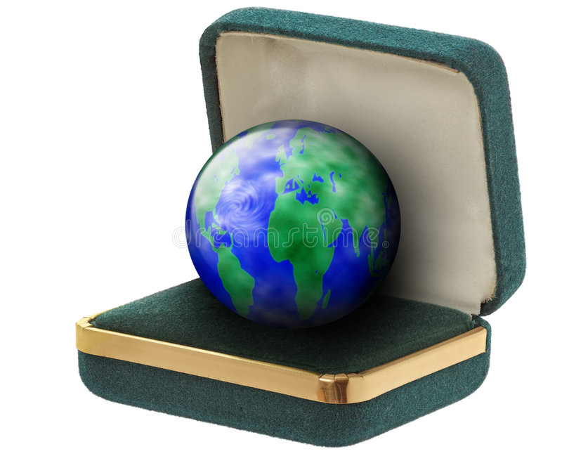 Download Precious Earth stock image. Image of jewel, jewellery - 9261659