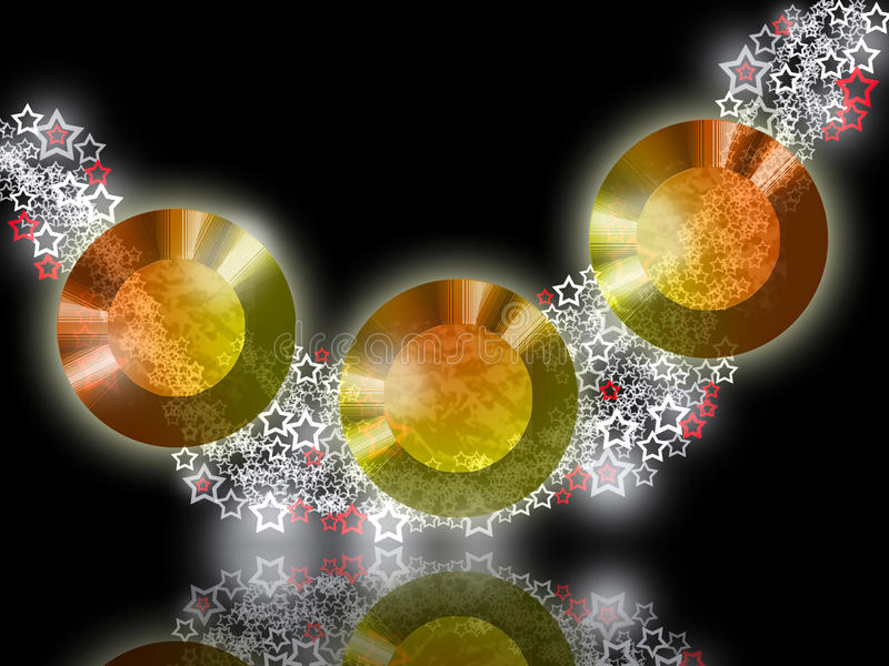 Precious Gems vector illustration