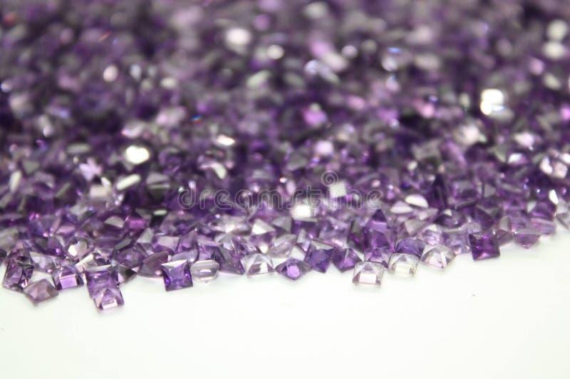 Precious and Semi-Precious Stone. Gemological gems jewelry mineral royalty free stock photo