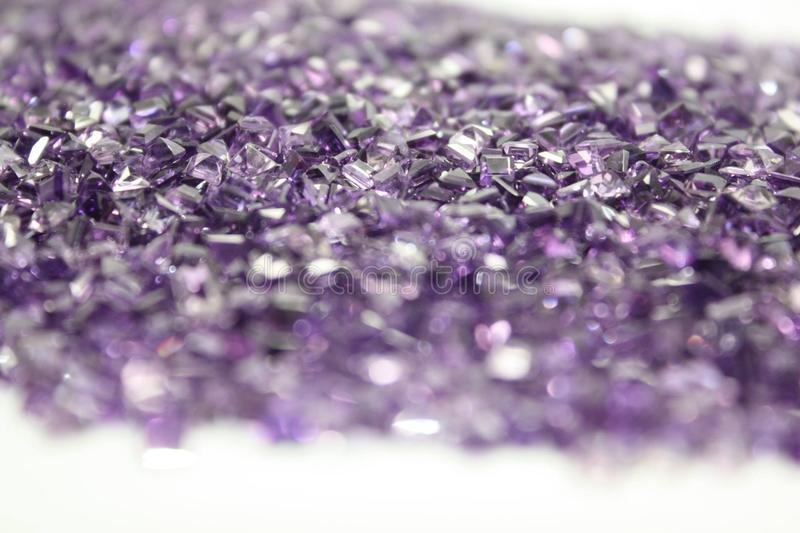 Precious and Semi-Precious Stone. Gemological gems jewelry mineral royalty free stock images