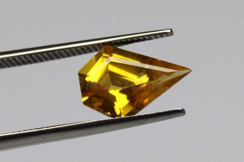 Precious and Semi-precious Stone. Gems gemological jewellery royalty free stock photo