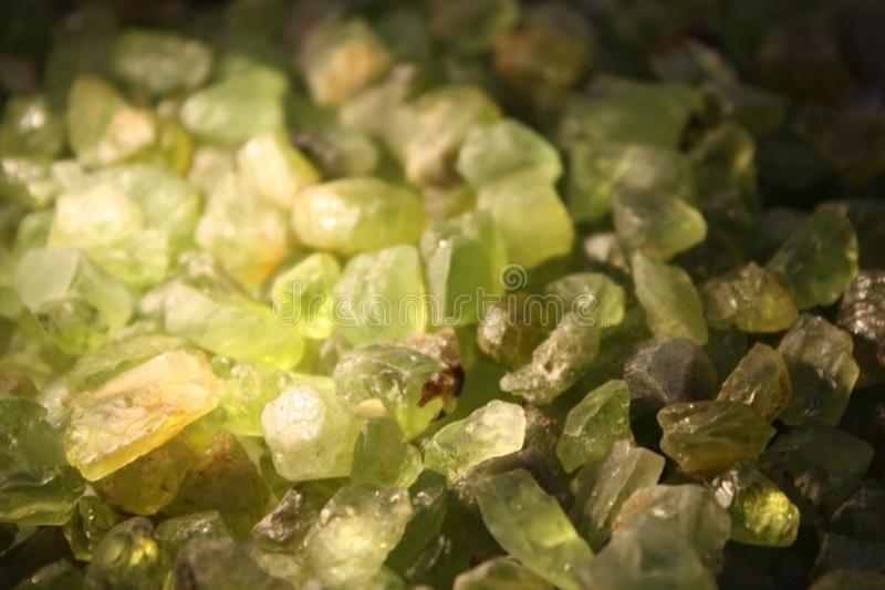 Precious and Semi-precious Stone. Gems gemological jewellery mineral stock images