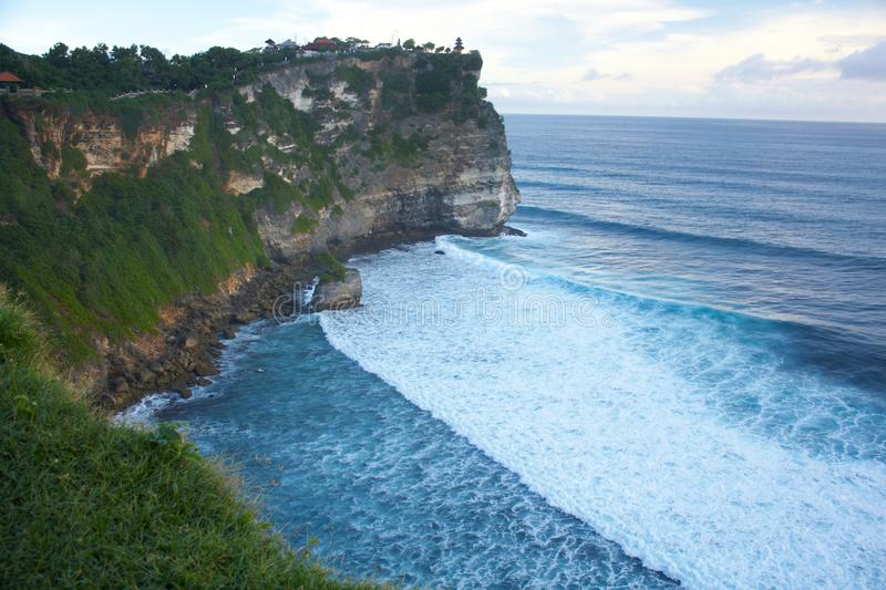 Download Precipice Near Uluwatu Temple In Bali Stock Image - Image: 26400861