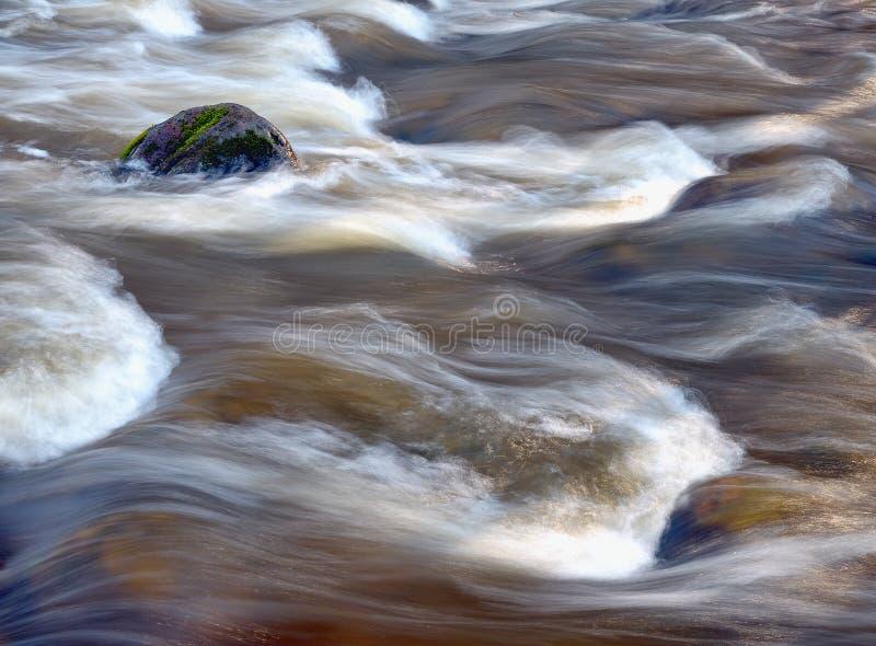 Precipitare dell'acqua fotografia stock libera da diritti