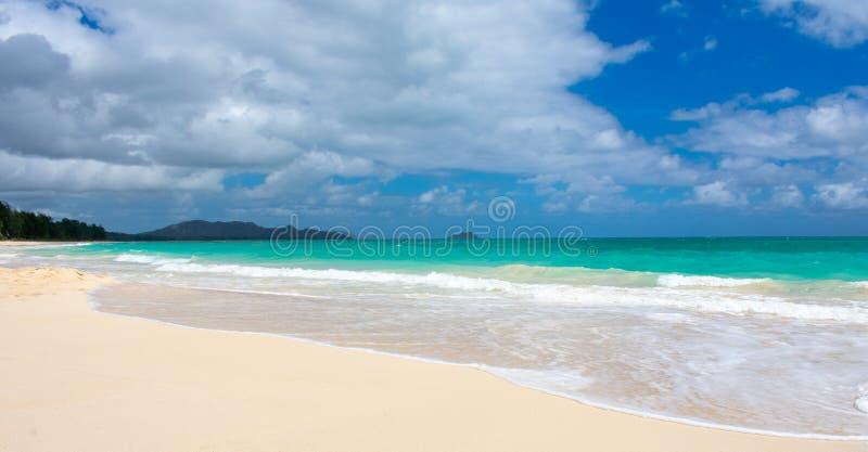 Precis en annan bild av Paradise arkivbilder