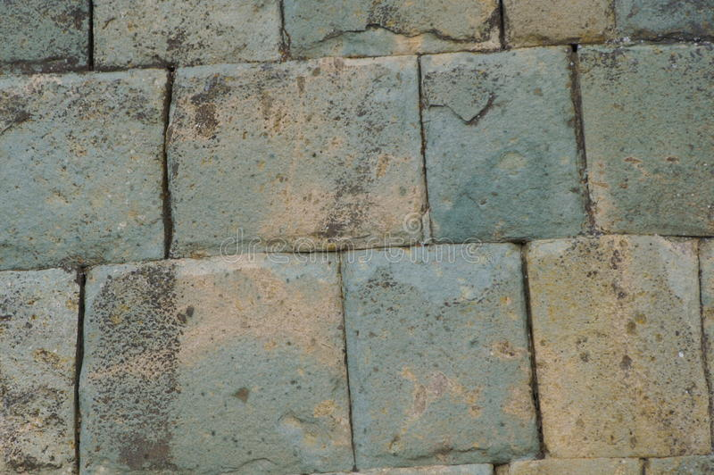 Precise Incan Stonework stock photography
