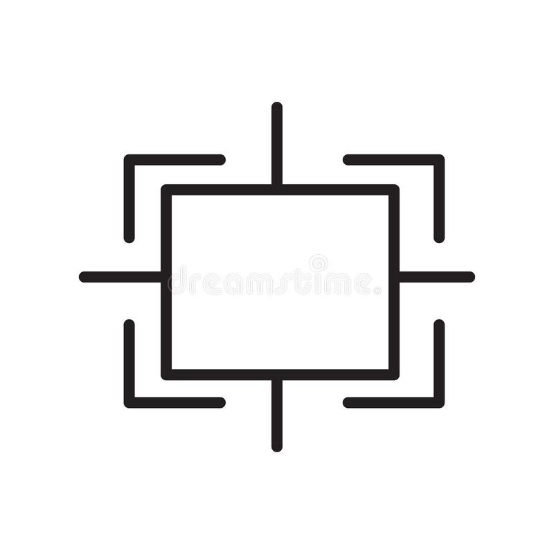 Free Precision Icon Vector Sign And Symbol Isolated On White Background, Precision Logo Concept Stock Images - 133762134