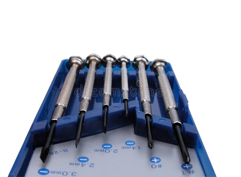 Precision Screwdrivers Stock Photos