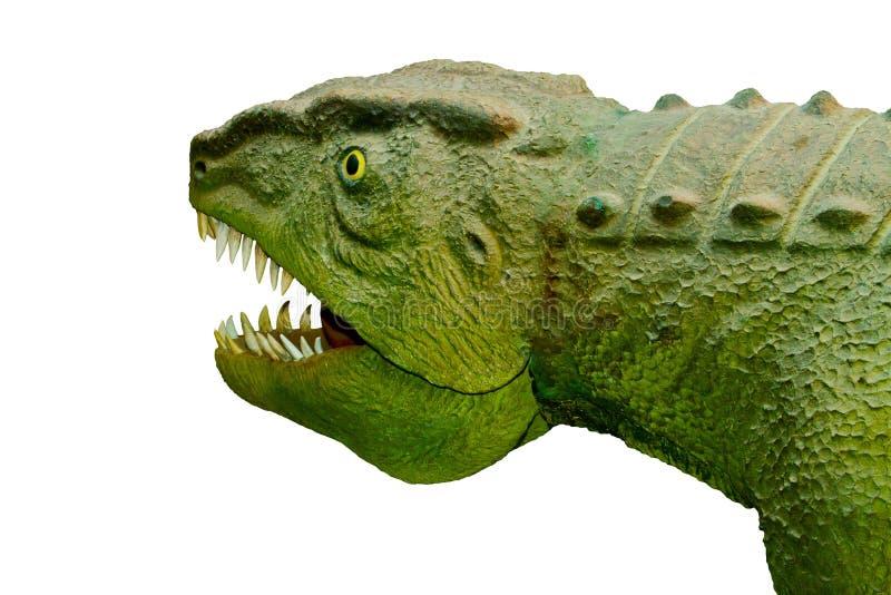 Predador Feroz Do Archosaur De Postozuh Imagem de Stock