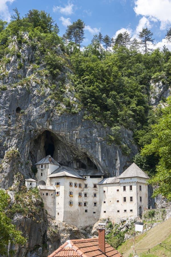 Download Predjama Castle In The Rock Stock Photo - Image: 26571584