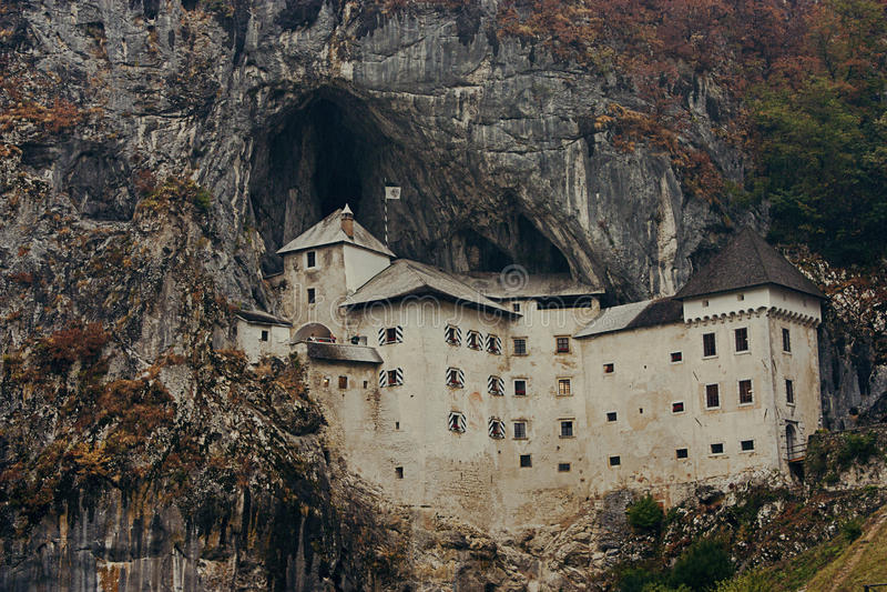 Download Predjama Castle In Slovenia Editorial Stock Image - Image: 26588894