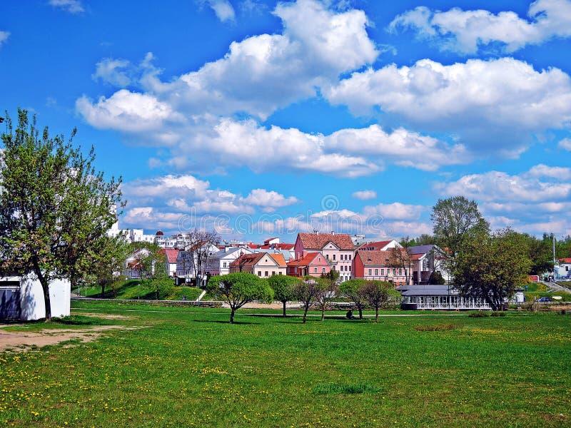Predmestie di Troitskoe fotografia stock