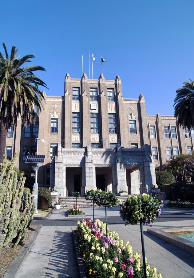 Prefectura de Miyazaki Pasillo imagen de archivo