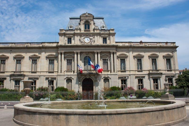Prefectuur van Montpellier royalty-vrije stock fotografie