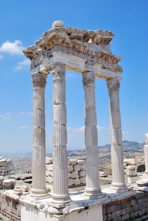 Pregamon, Turkey royalty free stock photo