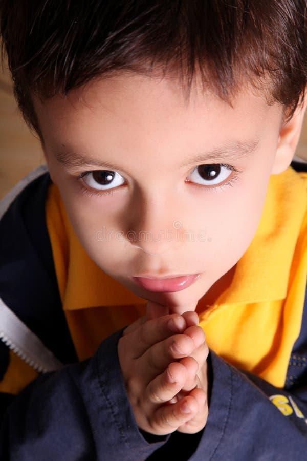 Preghi fotografia stock libera da diritti