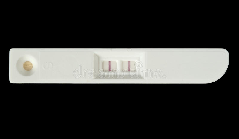 Download Pregnancy Test Royalty Free Stock Images - Image: 18517789