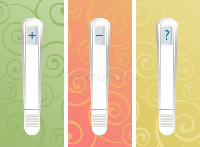 Pregnancy Test Sticks