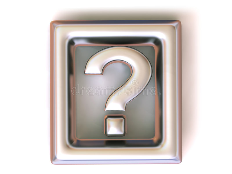 Pregunta. Información. Símbolo libre illustration
