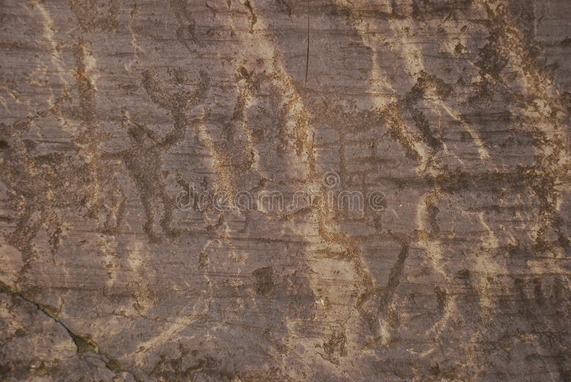 Download Prehistoric Rock Carvings, Italy Stock Image - Image: 27689797
