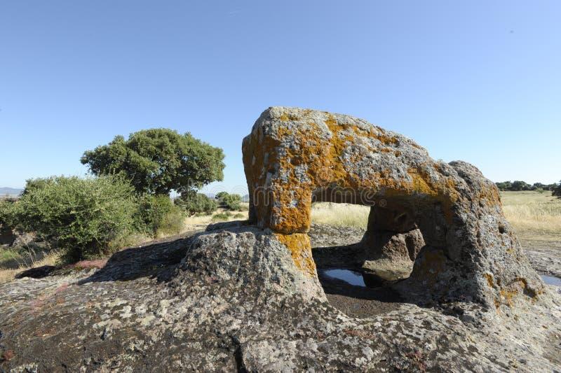 Prehistory Royalty Free Stock Photography