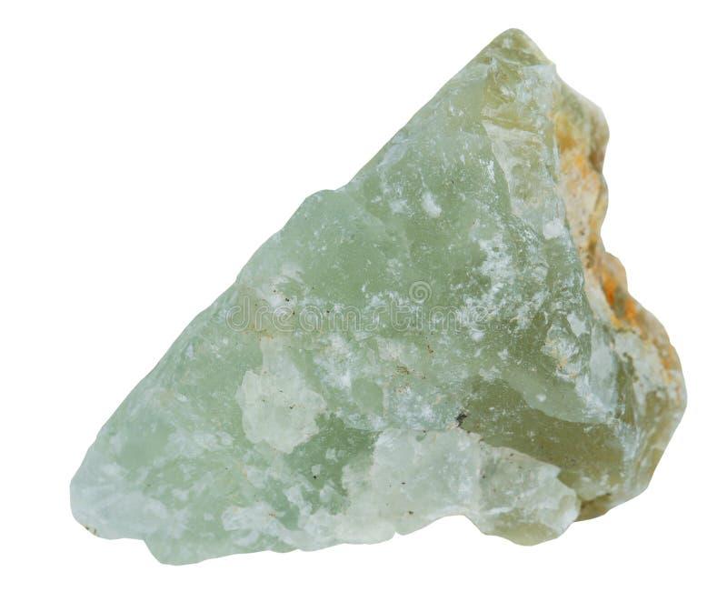 Prehnite mineral imagen de archivo libre de regalías