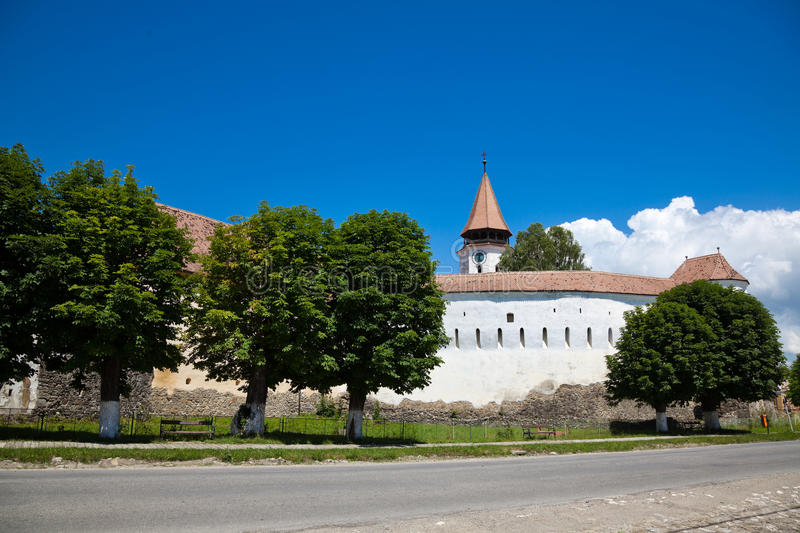 Prejmer Fortified Church stock photos