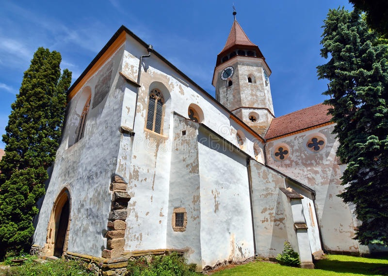 Prejmer Fortified Church royalty free stock image