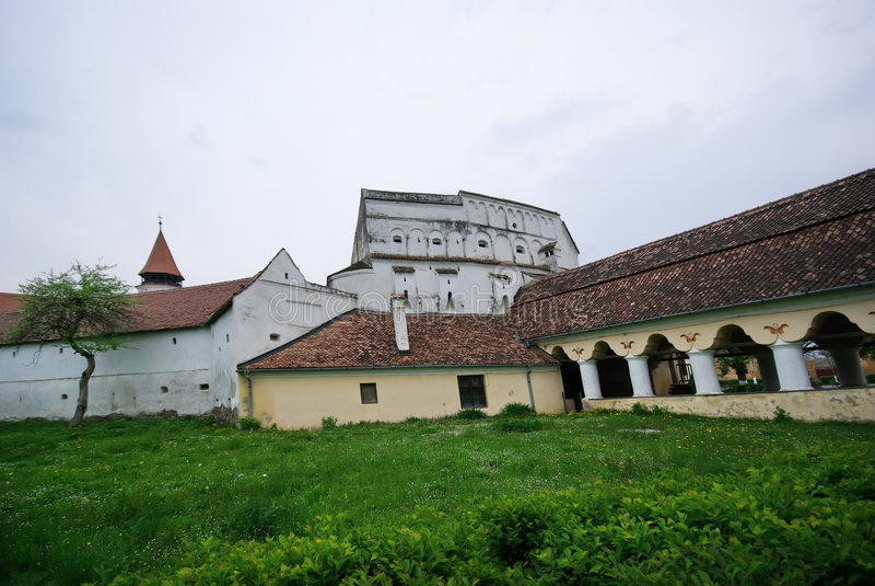 Download Prejmer Fortress - Entrance Stock Photo - Image: 9234566