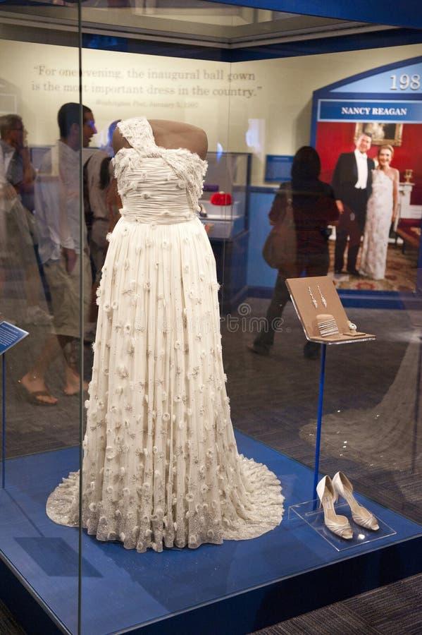 Première Madame Dress photographie stock libre de droits