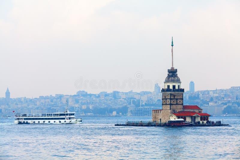 Première tour de la Turquie image libre de droits