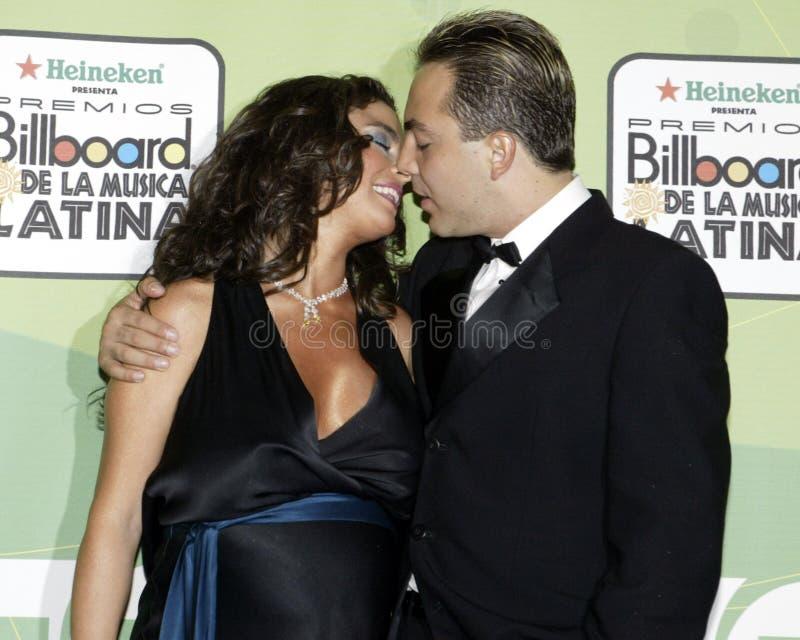 2005 premi del tabellone per le affissioni del Latino a Miami fotografia stock libera da diritti