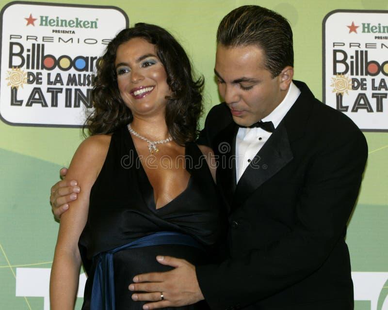 2005 premi del tabellone per le affissioni del Latino a Miami fotografia stock