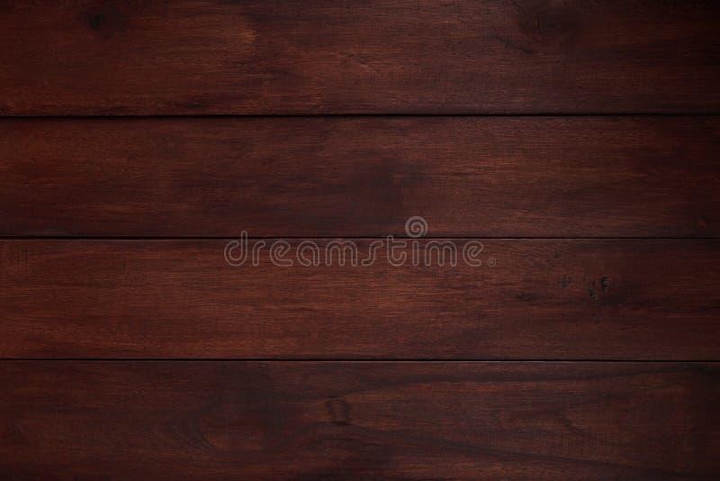 Premie donkere houten textuur royalty-vrije stock foto