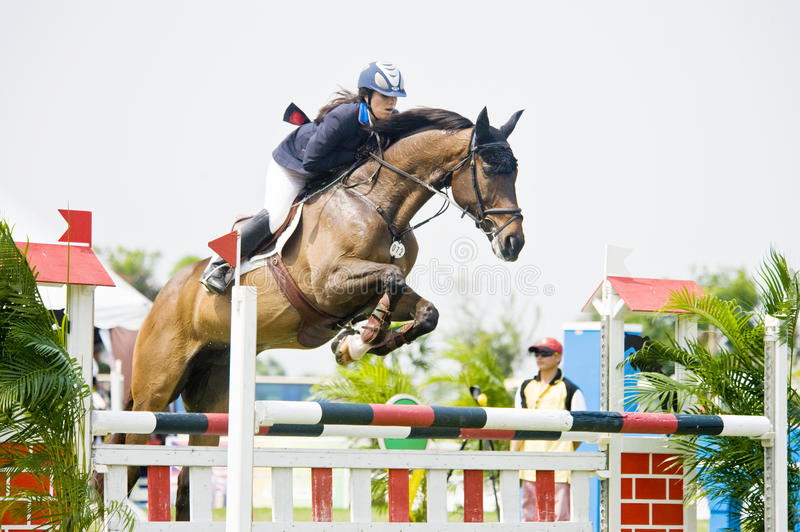 Download Premier Cup Equestrian Show Jumping Editorial Stock Photo - Image: 10398008