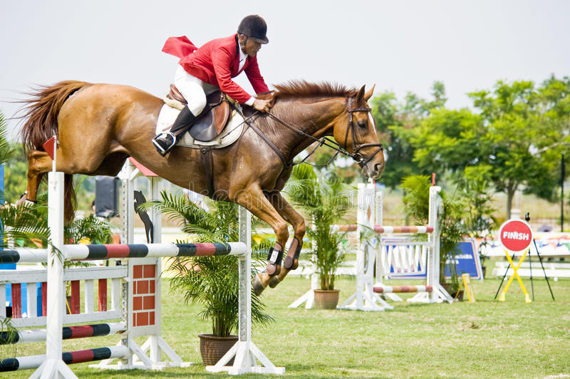 Download Premier Cup Equestrian Show Jumping Editorial Stock Image - Image: 10398144
