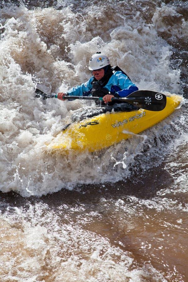 Premier Jour Des Jeux 2011 De Montagne De Teva Photo stock éditorial