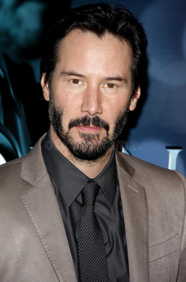 Premiers magistrats de Keanu photos stock