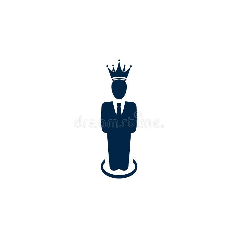 Premio, affare, prestazione, successo, gruppo, vincitore, corona sull'icona capa royalty illustrazione gratis