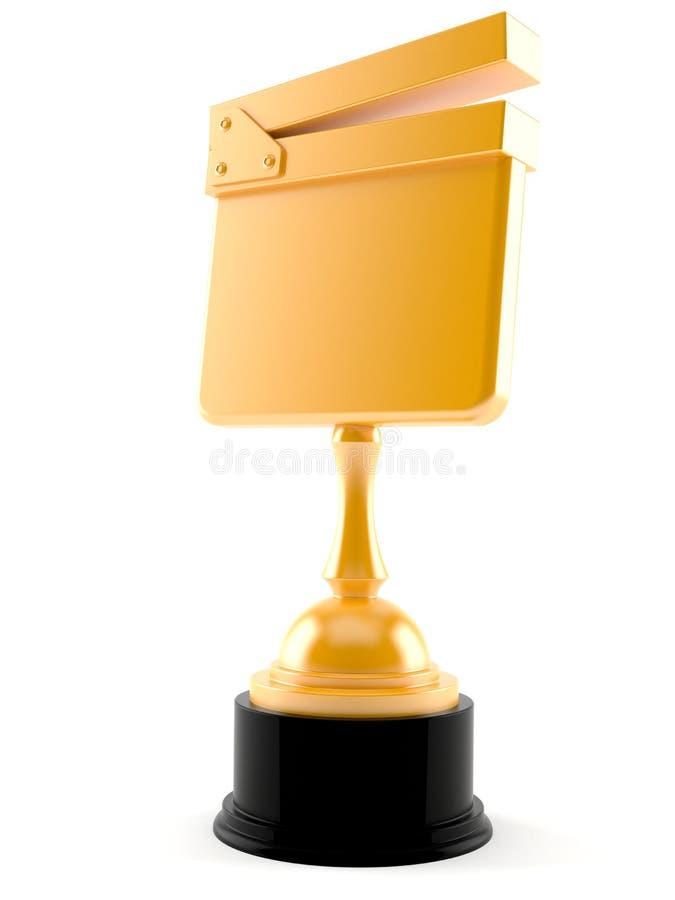 Premio di film illustrazione vettoriale