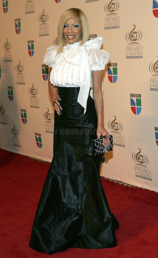 2008 Premio Lo Nuestro zdjęcie royalty free