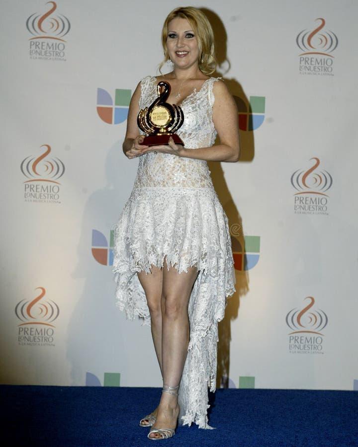 2005 Premio Lo Nuestro Awards royalty free stock images