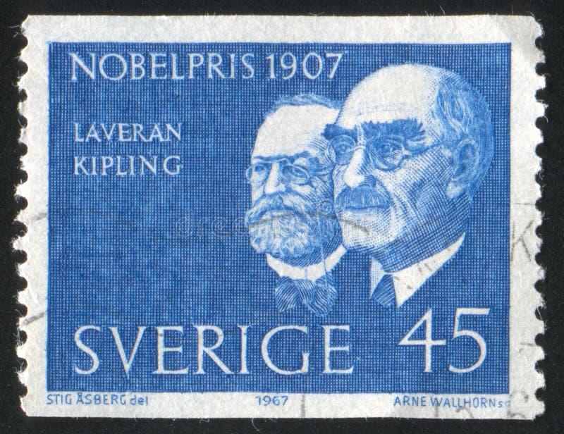 Premio Nobel fotografía de archivo