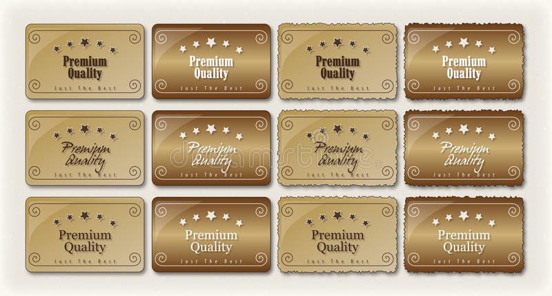 Download Premium Quality Labels Retro S Stock Illustration - Illustration of fine, western: 23876222
